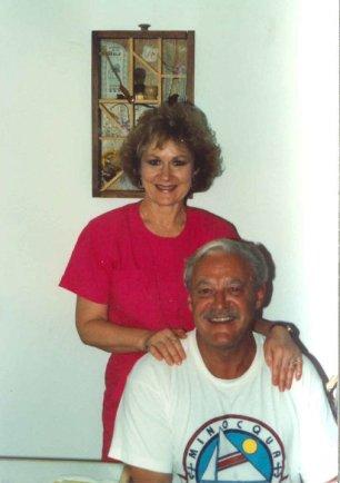 Auntie Karen & Pa