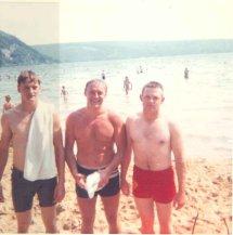 Uncle Steve, Pa, Uncle Jack