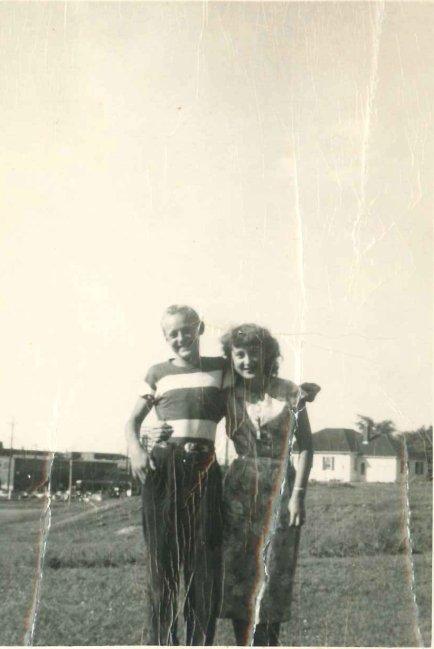 Pa & Auntie Karen