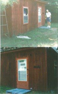 Gpa's hunting cabin