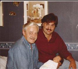 Pa Danny and Nick