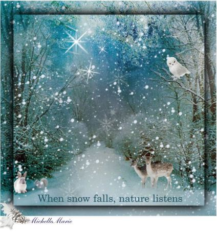 whensnowfalls