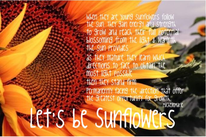 letsbesunflowers