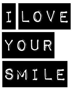 I loveyoursmile