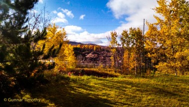 Wisconsin Autumn through Uncle Gunn's eyes
