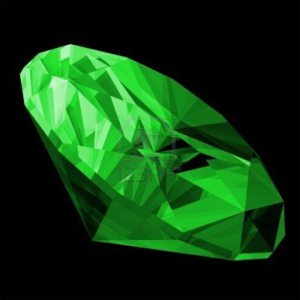 """""""I am an Emerald, and I must maintain my character."""""""