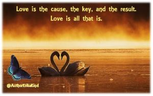 Love is all that is