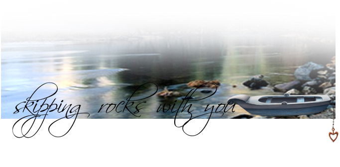 skippingrockswithyou