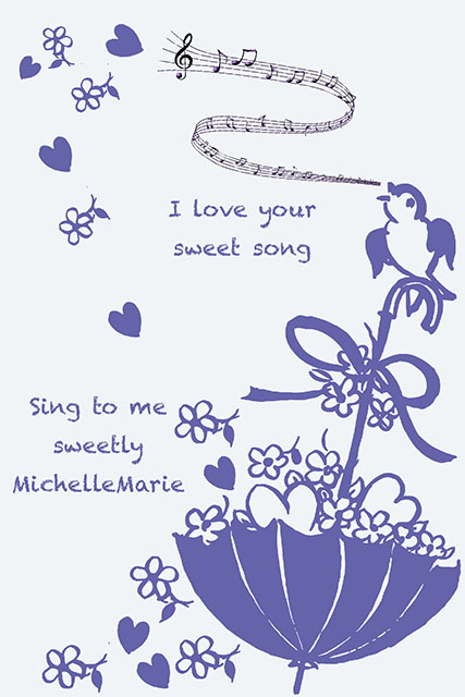 SweetSong©MichelleMarie