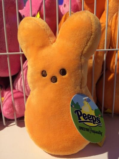 Orange peep