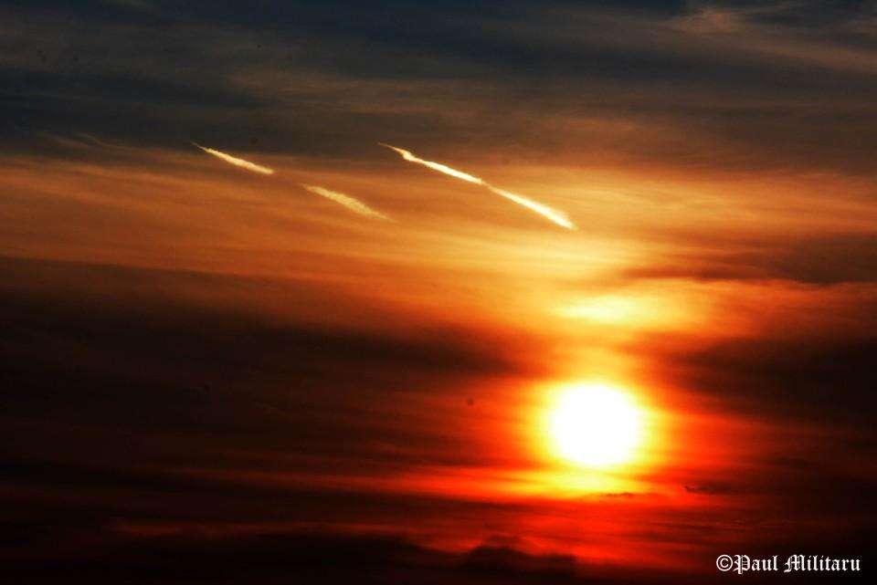 art-sunset