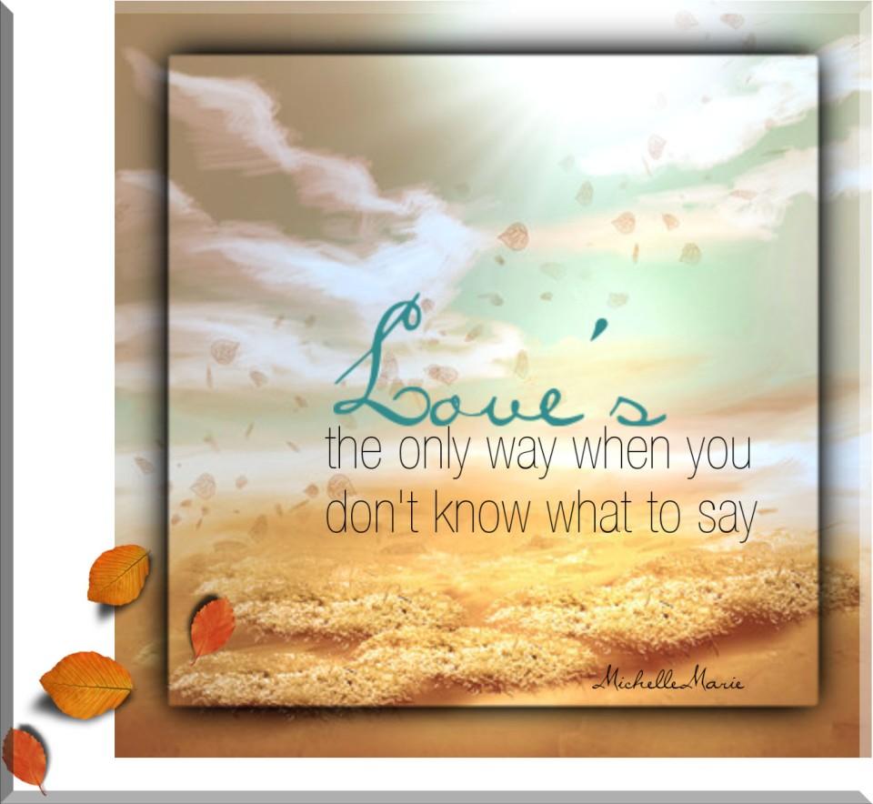 lovestheonlyway