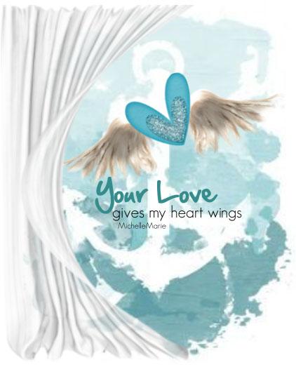 yourlovegivemyheartmichellemarie